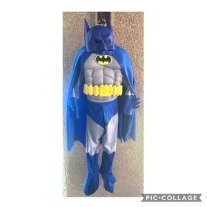 DC comics Batman costume